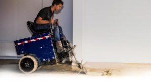 Linoleum vloer laten verwijderen snel vakkundig en zonder overlast